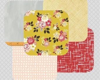 Custom Yellow Curtains - Pink - Nursery Curtains - Custom Drapes