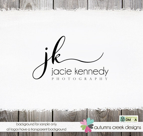 Premade Logo Design Photography Logo Jewelry Logo Real Estate Logo Sewing Logo Blog Logo Photographers Logo Photography Logos and Watermarks