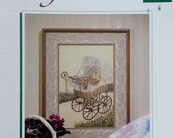 50%OFF Danny Munns STOPPED IN The Garden By Color Charts - Counted Cross Stitch Pattern Chart