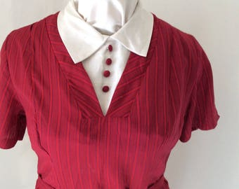 1950 Wiggle Dress Size Large