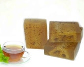 Peppermint Tea & Hemp Loofah Soap