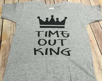 time out king Shirt