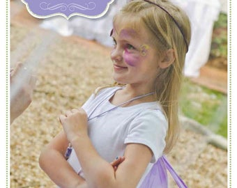 PARTY PLAN: Flower Fairy Party - Flower Fairy Party Plan - Fairy Party Plan - Fairy Party - Girls Birthday Party - Party Plan