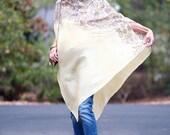 Silk Tunic. Hand painted,...