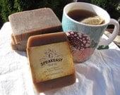 Vanilla Chai Speakeasy Soap, vegan, handmade