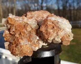 Large Aragonite Cluster