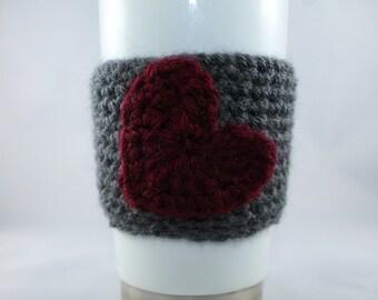 Heart Pocket Cozy