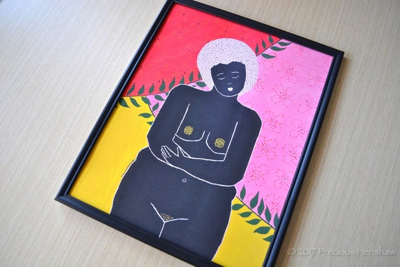 Makamba • 11x14 Print