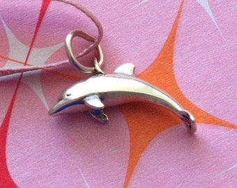 Sterling Silver (.925) Charm Selection ~ Dolphin ~ Last Time Listed