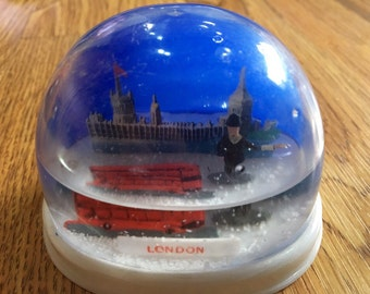 London Snow Globe, Snowglobe, Water Globe, London