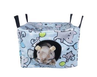 Short Cube SMALL Made-To-Order  Rat hammock, small pets