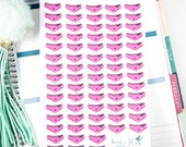 Panty Tracker Planner Stickers | Sexy Time Stickers / Period Stickers for Erin Condren / Period Tracker, Sexy Time, Lingerie, Panties