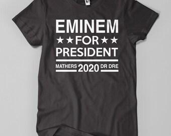 Eminem for President Tshirt