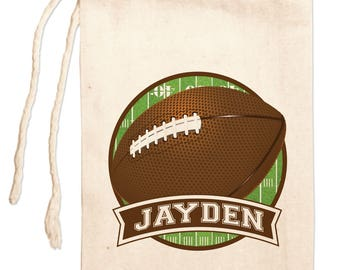 Football Birthday Party Favor Bags, Football Party Favor, Football Birthday Favors, Football Favor Bags, Football Party Decor Ideas
