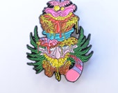 Mad Dabber Hat Pin Limited Edition