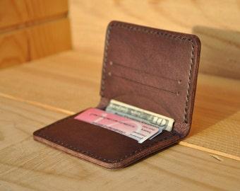 Card Holder, Card Wallet, Card Holder Wallet, Business Card Holder, Credit Card Holder, Leather Card Holder -Free Monogramming