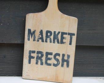 Market Fresh Cutting Board