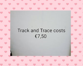 Track and Trace costs
