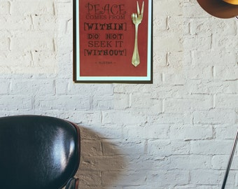 Zen office decor Etsy