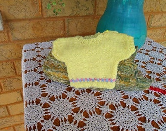 Dolls Knitted Pullover