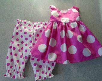 Newborn baby up to 3 month dress. Sun dress