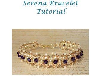 Serena Bracelet Tutorial