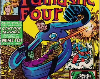 Fantastic Four Annual #15 - 1980 Issue - Marvel Comics - Grade VG