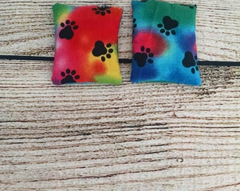 Set of 2 Pocket Microwaveable Hand Warmers