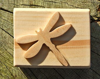 Dragonfly SOAP stamp II (Dragonfly)