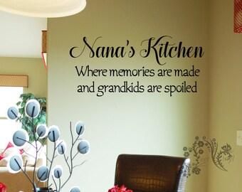 Nana kitchen | Etsy