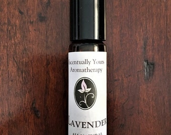 ORGANIC LAVENDER BULGARIA Perfume Oil ~ Organic Jojoba Oil ~ Essential Oil Perfume