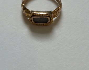 A Georgian Mourning Ring