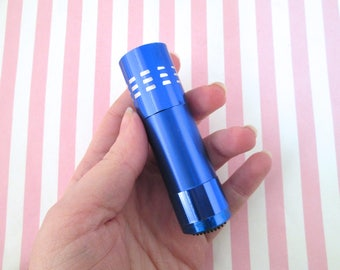 ONE UV Flashlight for UV Resin Crafts (batteries not included)