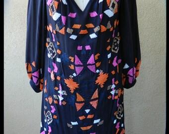 Free Shipping,Trina Turk Resort 2016 Dress, Beaded