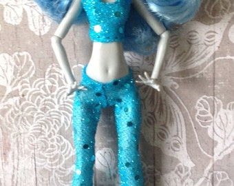 Hand made monster doll clothing