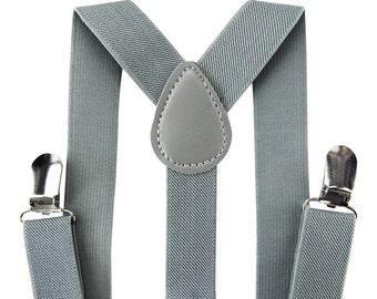 AXY kids light grey harness + light grey fly - groomsmen - ring bearer outfit - photo-shooting - birthday