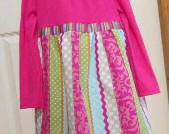 Matilda Jane Inspired Dress, Size 3T
