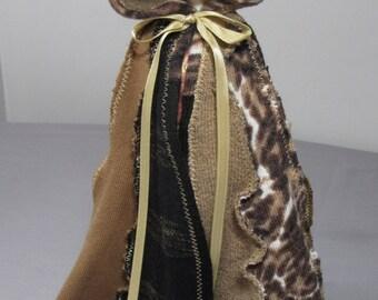 Animal print YoSD cloak