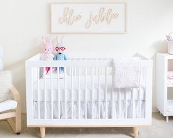 Large nursery name sign / nursery wood signs / baby decor / personalized nursery decir / nursery signs / baby name / play room decor