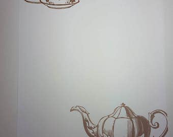 Cup of Tea Stationery