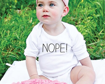 Modern Baby Clothes, Gender Neutral, Trendy Baby Funny Baby Onesie, Unique Baby Onesie, Funny Bodysuit, Romper, Hipster Baby, Gift for Mom