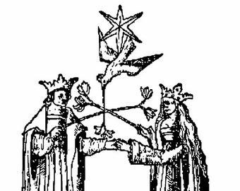 The Cymical Wedding Of Christian Rosenkreutz