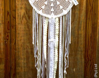 Bohemian Hippie Love Dream Catcher
