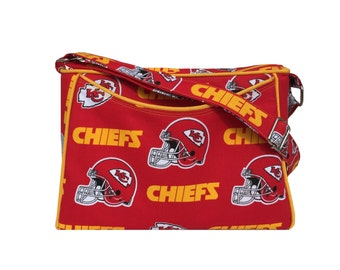 Kansas City Chiefs Purse / Handbag / Shoulder Bag