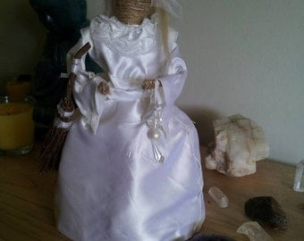 White Witch Doll