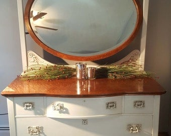 Beautiful Antique Bureau Brought Back to Life *SOLD