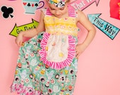 Alice in Wonderland Dress, Tea Party Dress, Mad Hatter Dress