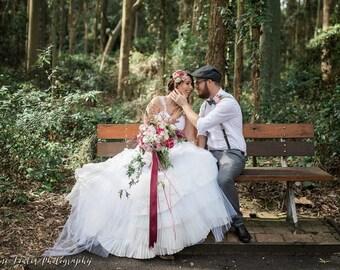 Vera Wang ELIZA inspired Wedding Gown