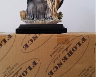 "GIUSEPPE ARMANI Figurine ""Odd Couple"" # 0456S - mint condition"