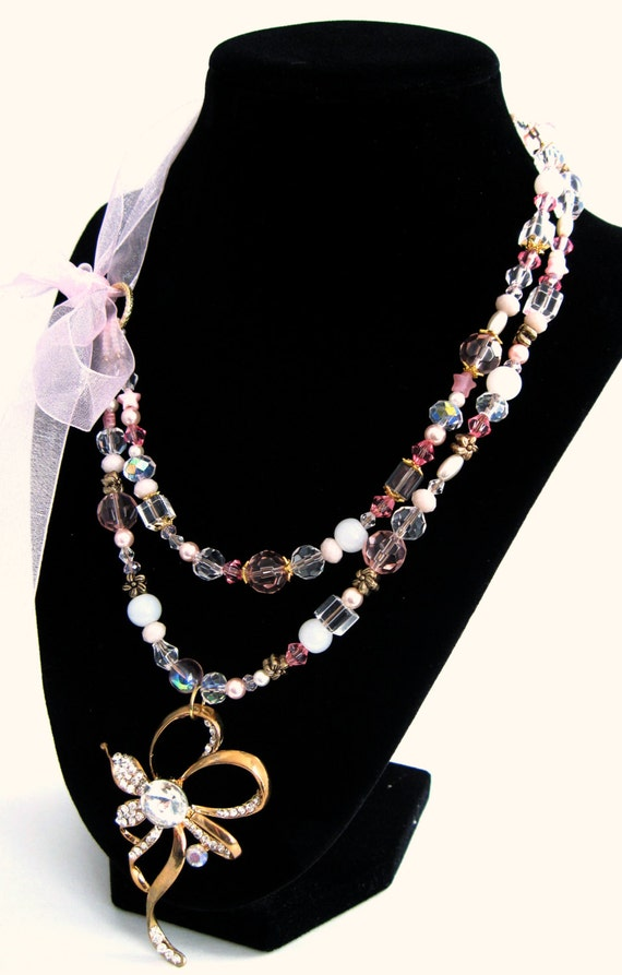 wizard of oz collection glinda the good witch necklace and